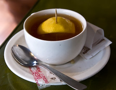 a lemon tea and toothpin (R.Duran) Tags: lemon nikon tea te limon d300 palillo 18200mmf3556gvr mondadientes toothpin