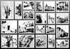 Stavanger collage (Per Erik Sviland) Tags: bw norway collage stavanger nikon erik per d300 pererik sviland sqbbe pereriksviland