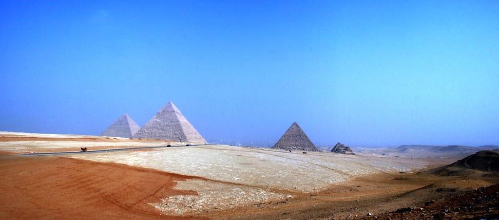 The Pyramids 1
