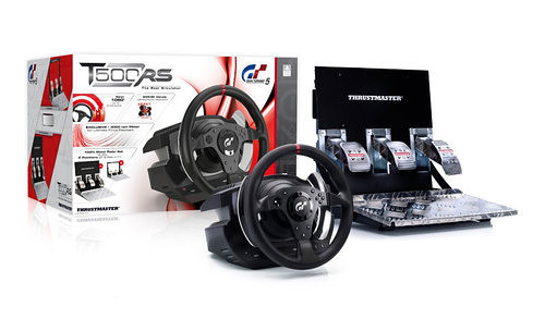Thrustmaster Reveals The New Gran Turismo 5 Controller