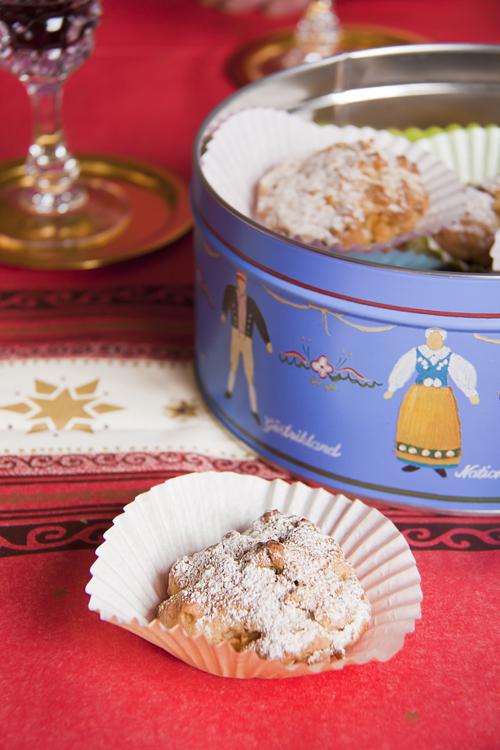 Menù di Natale (biscotti)
