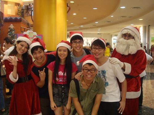 Chin Ming,Chee Li Kee,Chern Jung,Wen Jie and Calvin