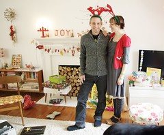 a little festive moment... (dottie angel) Tags: me myself andi dottieangel feelingalittlefestive christmas2010 alongwithmyman