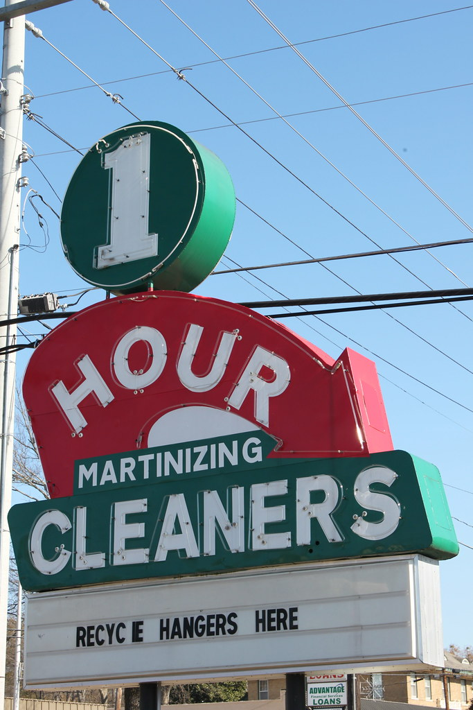 1 Hour Martinizing Cleaners