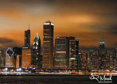 Chicago Skyline-1