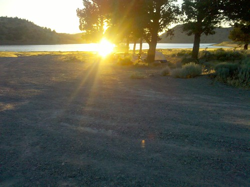 morning at Lake Shastina
