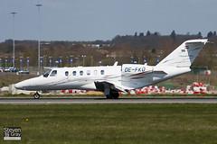 OE-FKO - 525A-0390 - Titanen Air - Cessna 525A Citation CJ2 - Luton - 100421 - Steven Gray - IMG_0210