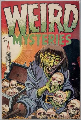 Weird Mysteries #7