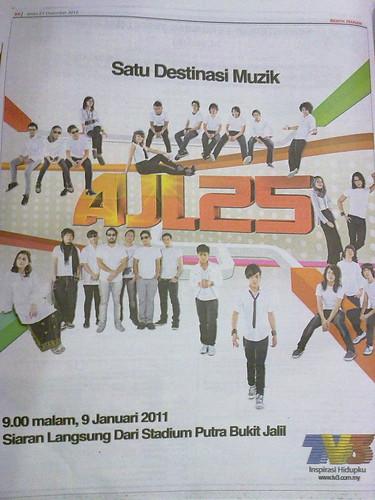 Poster AJL 25