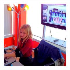Virtuoso iPad Teacher (Wesley Fryer) Tags: student piano teacher workshop okc app ipad okccoco