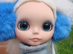 Winter with Earmuffs