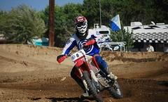 Brian Whiteside So Cal MX Race