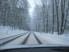 Schnee in Celle (2)