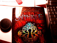 Day 30 (hanibaan) Tags: book read catherinefisher incarceron sapphique