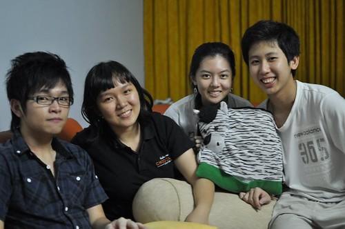 Raymond,Meu Ye,Chee Li Kee,Kheng Hoe