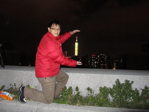 2011跨年煙火-101盡在我手.JPG