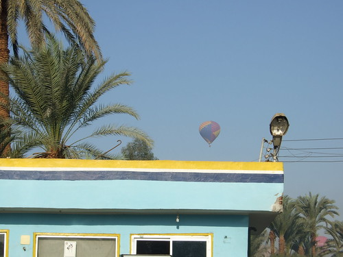 Hot Air Balloons in West Bank