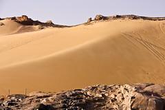 A sea of sand in the land of the pharaohs, Aswan, Egypt (fabriziogiordano23) Tags: africa trip travel holiday sand desert dune egypt journey aswan viaggio vacanza egitto deserto sabbia assuan beautifulphoto flickraward flickrestrellas ringexcellence