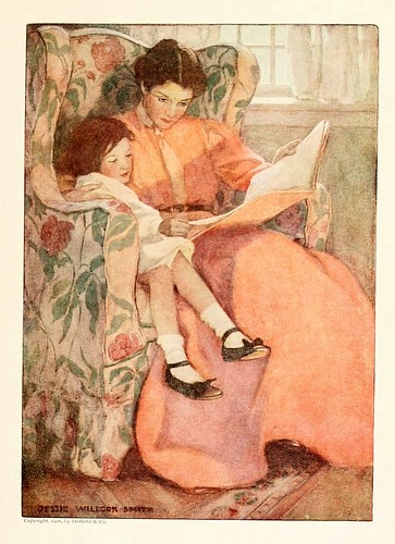 005-Dream blocks 1908- Jessie Willcox Smith