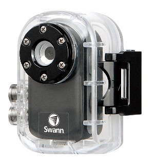 Swann Security Unleashes SportsCam™ Waterproof Mini Video Camera
