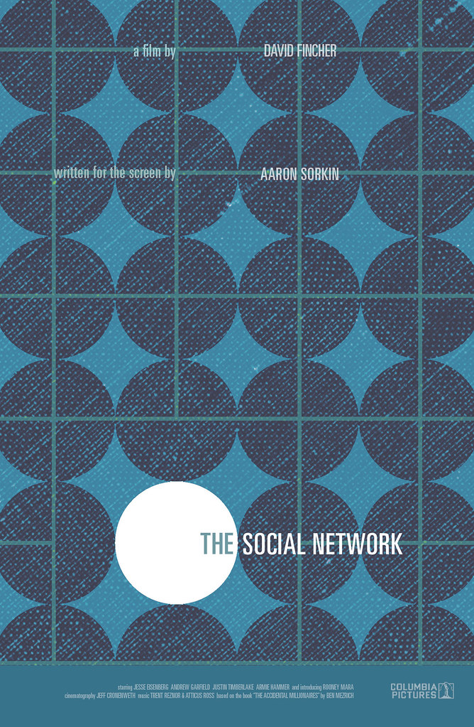 TOP 10 of 2010 #3 - THE SOCIAL NETWORK by Sam's Myth