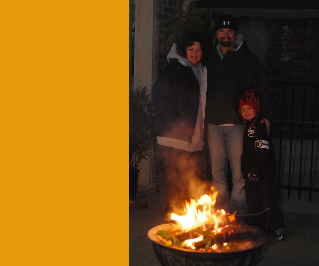 Tracy, Jason, Peyton, 2010