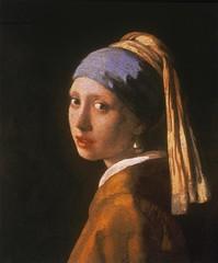Girl in Turban