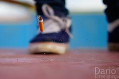Cigarette@LLSP (Deaerreio) Tags: park las vegas españa fire foot shoe la spain torre crash cigarette sony skatepark skate rey ash vans garcia fuego alpha tobacco ceniza cantabria cigarro golpe lechera dario pitillo 550 cigarrillo deportiva torrelavega zapatilla erre aplha duelos torrelasvegas llsp erreeigriega eigriega geaerreceia