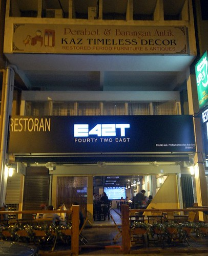 42 East restaurant & bar, TTDI-1