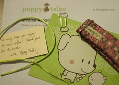 Puppy Tales Detail