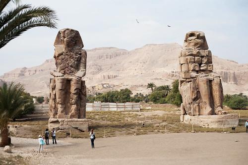 Memnons kolosser