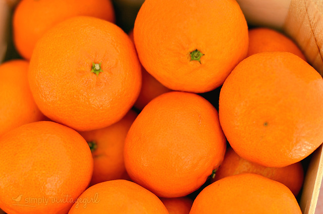 Nothing quite like a clementine.