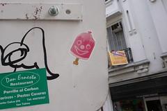 Buenos Aires ($?M) Tags: sticker spam stickers sausage icecream wurst eis stiel spm
