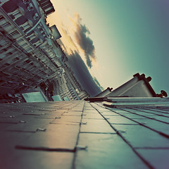 Paris 9 Jan 2011 16:56:39 Inception (Feo David) Tags: roof paris france canon eos top 5d toit toits inception