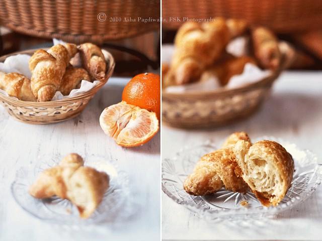 Croissant-crumb