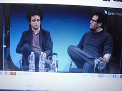 """""""Times Talks"""" con Billie Joe y Michael Mayer - Página 2 5343735959_351706c760_m"""