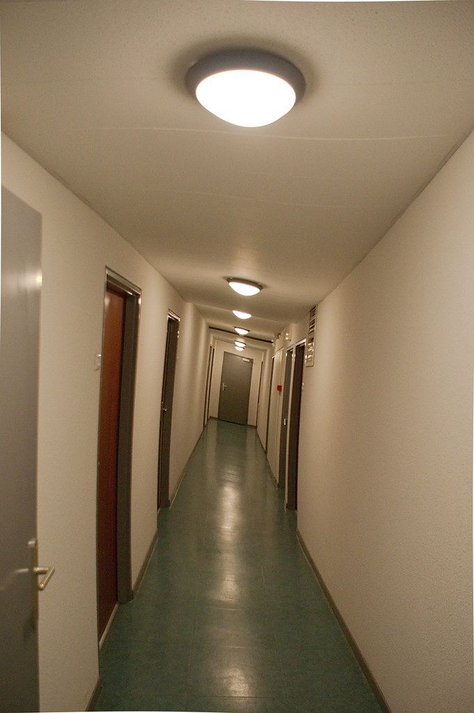 Couloir tordu