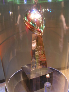 Lombardi Trophy - Super Bowl XXXI