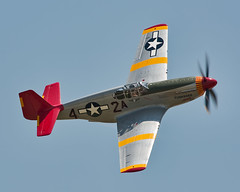 TUSKEGEE AIRMAN P-51C MUSTANG N61429 (boydbrooks999) Tags: world show sky plane vintage airplane army fly us wings war fighter force power display aircraft aviation military air united wwii flight wing engine cockpit airshow piston event american single ww2 states mustang airforce combat usaf propeller pilot prop warbird weapons aero aerospace airfield aerobatic acrobatic p51 p51c tuskegeeairmen colorphotoaward minnesotawingofthecommemorativeairforce dougrozendaal n61429 p51cmustangn61429