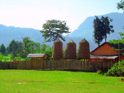Nam Dam village