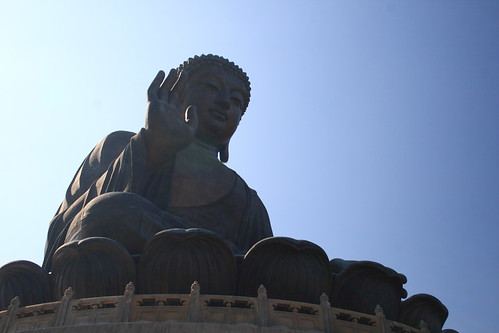 The Giant Buddha of Hong Kong