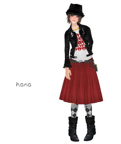 **.::Luna:::Sabia::.**Leather jacket