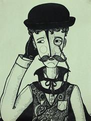 Untitled (grace.lives) Tags: man ink sharpie graceuhm