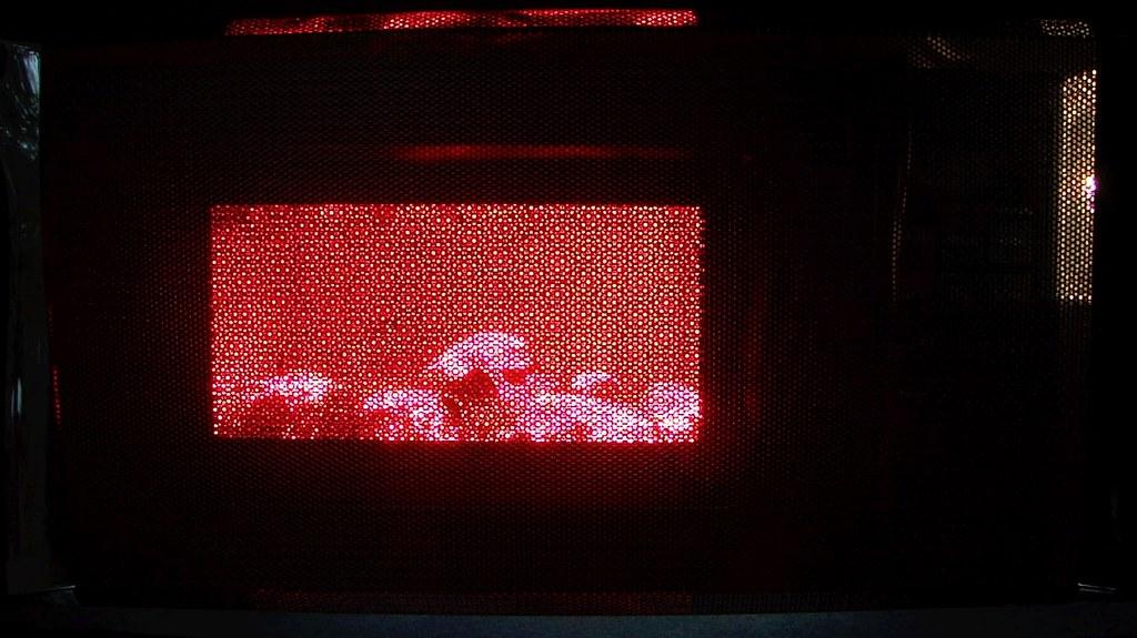 bosch 17 litre microwave