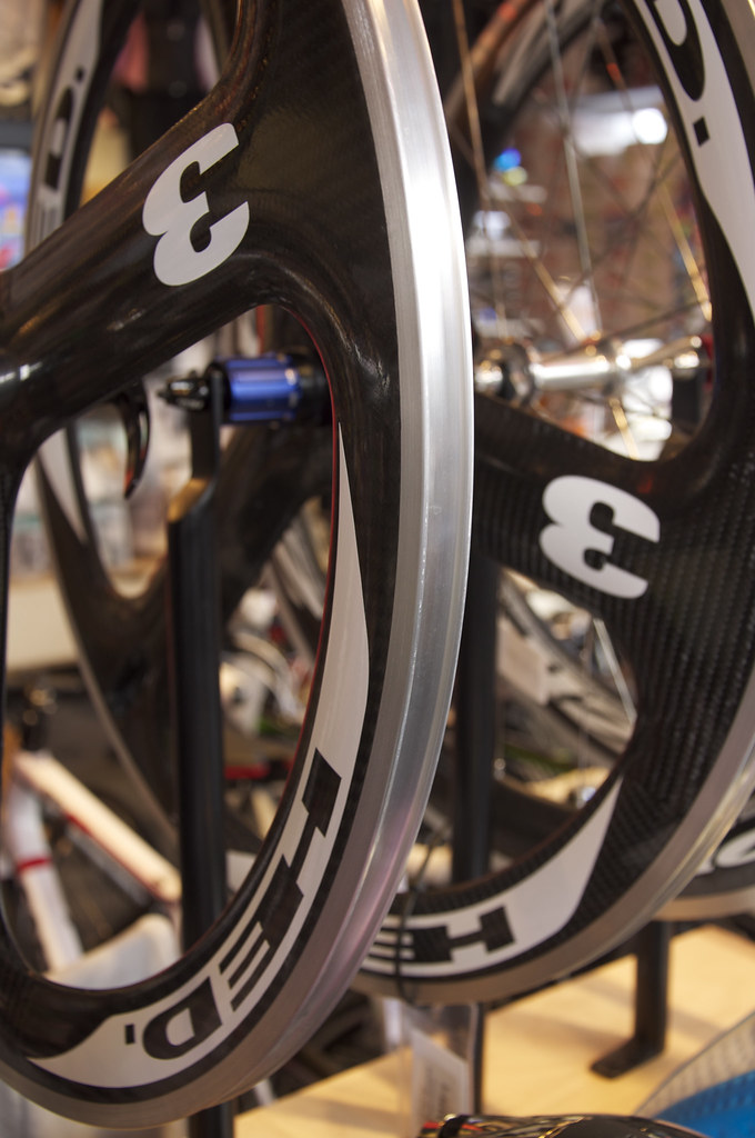 HED ~ Not Your Father's Bicycle Wheels