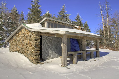 ice water springs shelter