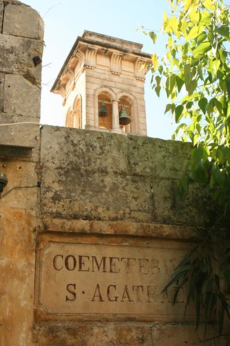 Photo of St. Agatha's Cemetery in Rabat, Malta