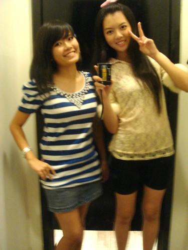 Shi Ning and Chee Li Kee