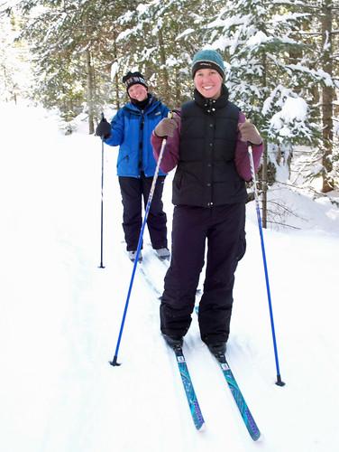 Korkki Skiers