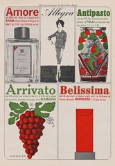 Amore - Belissima (The Cardboard America Archives) Tags: fashion vintage ads advertising clothing italian shoes newyorker 1950s 1960s items neimanmarcus